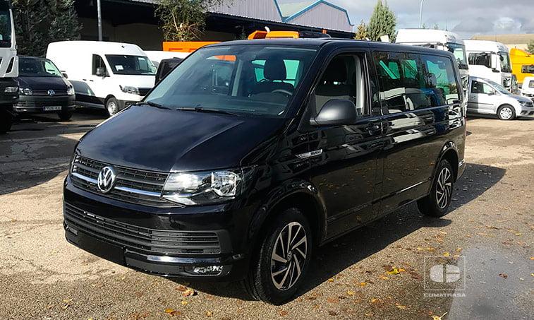 VW Multivan Outdoor DSG 2.0 TDI 150 CV