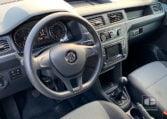 interior Volkswagen Caddy 1.6 TDI 75 CV Furgoneta