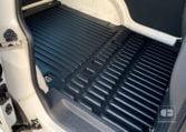 interior zona de carga Volkswagen Caddy 1.6 TDI 75 CV Furgoneta