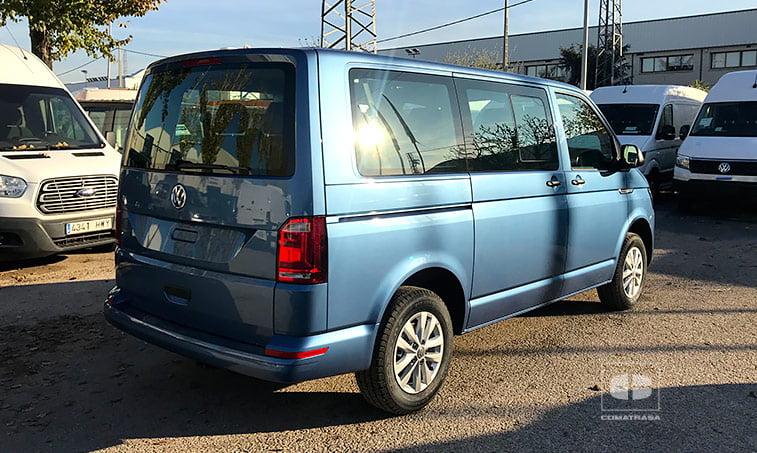 lateral derecho Volkswagen Caravelle 2.0 TDI 114 CV Mixto Adaptable
