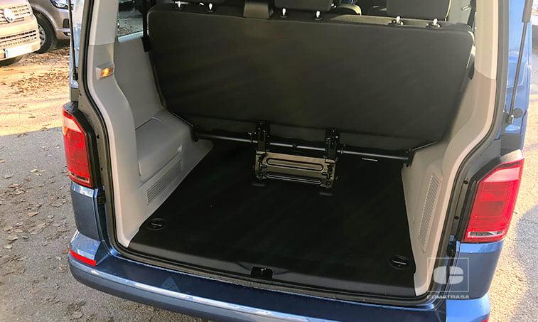 maletero Volkswagen Caravelle 2.0 TDI 114 CV Mixto Adaptable