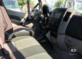 asientos VW Crafter Furgón 2.0 TDI 109 CV