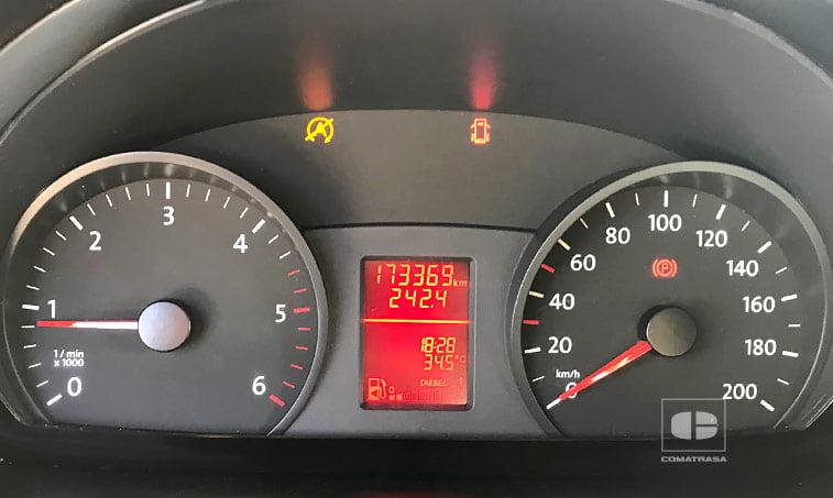 kilómetros VW Crafter Furgón 2.0 TDI 109 CV