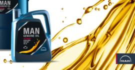 Aceite y filtro MAN Truck