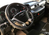 interior cabina MAN TGX 18440 4x2 BLS EL Efficientline 2 Tractora