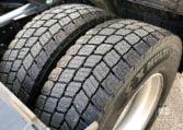 neumáticos traseros MAN TGX 18440 4x2 BLS EL Efficientline 2 Tractora