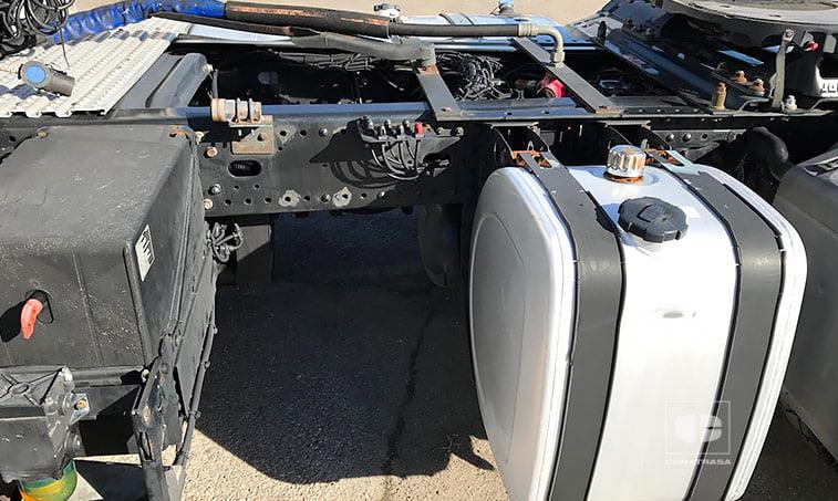 depósito Tractora MAN TGX 18480 4x2 BLS Equipo Hidráulico
