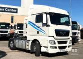 2012 Tractora MAN TGX 18480 4x2 BLS Equipo Hidráulico