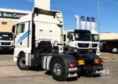 lateral izquierdo Tractora MAN TGX 18480 4x2 BLS Equipo Hidráulico