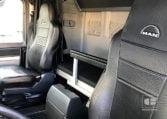 asientos Tractora MAN TGX 18480 4x2 BLS Equipo Hidráulico