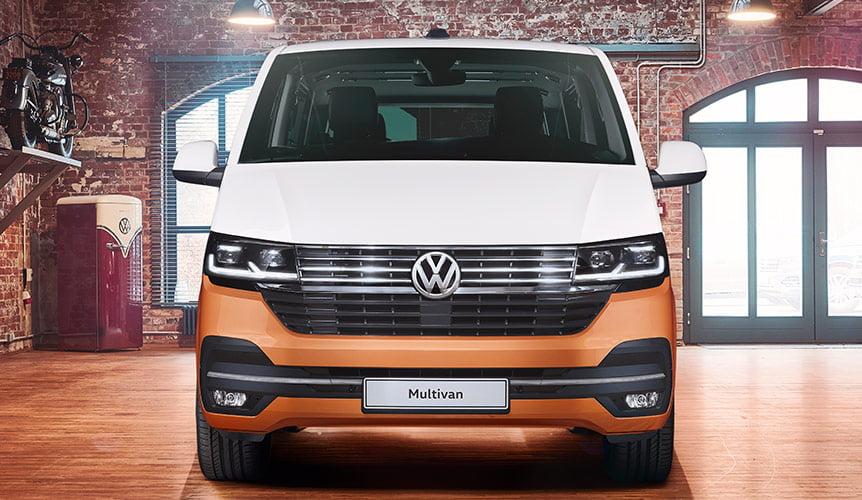 El facelift del Volkswagen Multivan - Estreno mundial