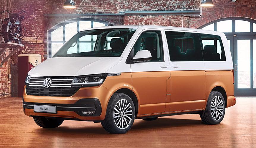 Nuevo modelo Volkswagen Multivan