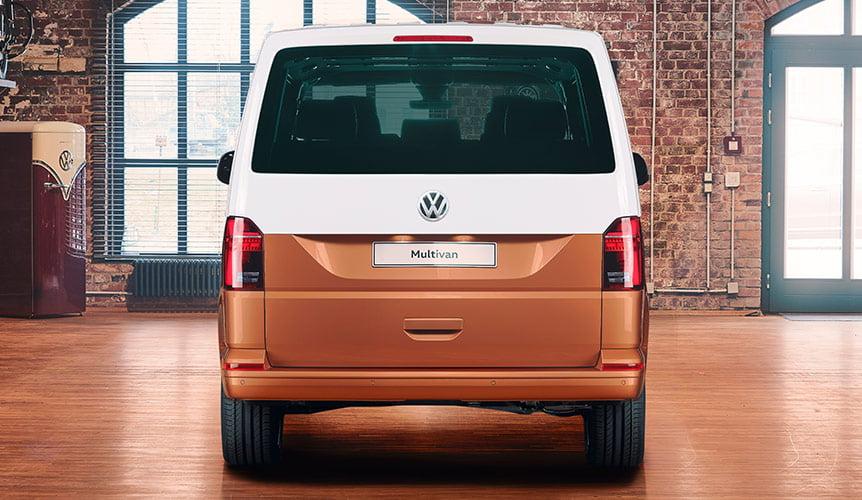Portón trasero Volkswagen Multivan