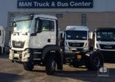 MAN TGS 18460 4x2 BLS SC Cabeza Tractora