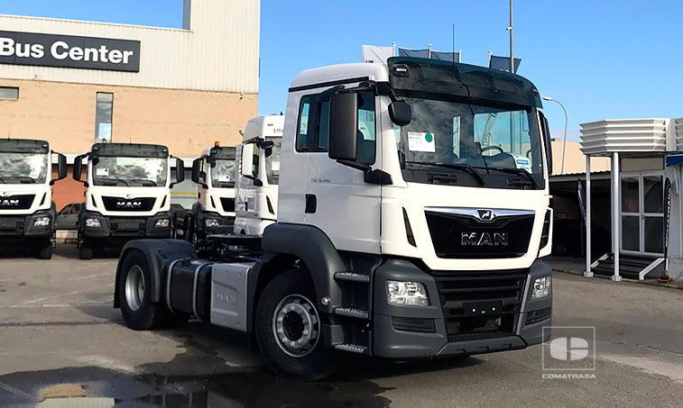 2019 MAN TGS 18460 Cabeza Tractora