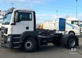 lateral MAN TGS 18460 Cabeza Tractora