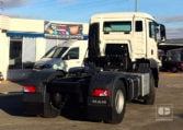 parte trasera MAN TGS 18460 4x2 BLS SC Cabeza Tractora