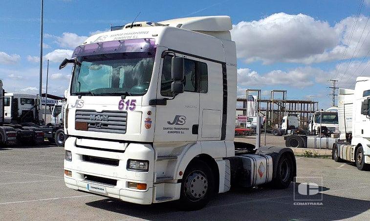 Tractora MAN TGX 18440 4x2 BLS