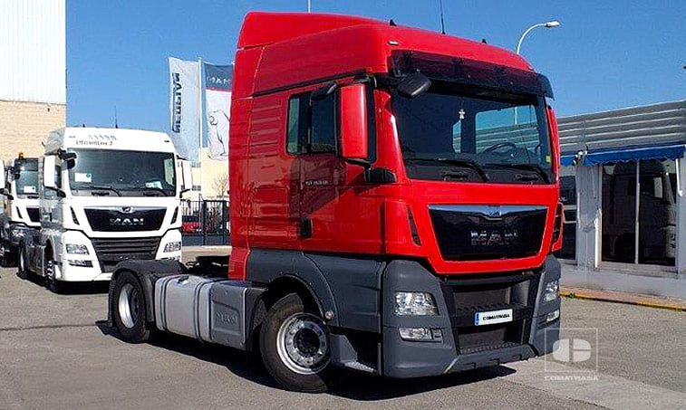2014 MAN TGX 18440 4x2 BLS 440 CV Cabeza Tractora