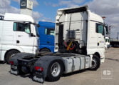 lateral derecho MAN TGX 18440 4x2 BLS Cabeza Tractora