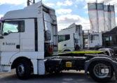 lateral izquierdo MAN TGX 18440 4x2 BLS Cabeza Tractora