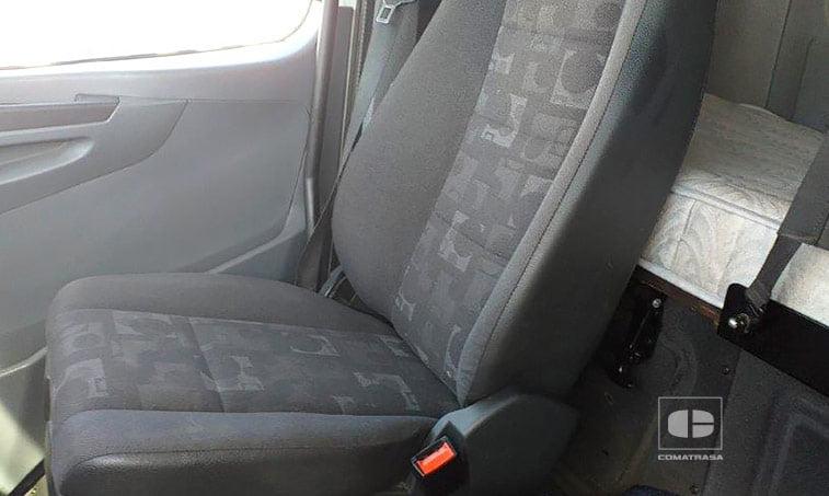 asientos Mercedes-Benz Axor 1840 LS Equipo Hidráulico