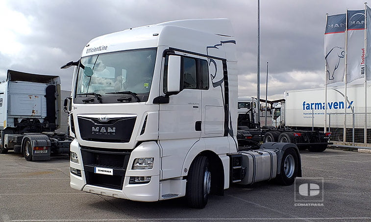 MAN TGX 18440 4x2 BLS EfficientLine 2