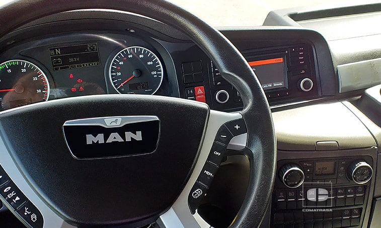 interior MAN TGX 18440 4x2 BLS EfficientLine 2