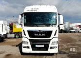 2018 MAN TGX 18500 4x2 BLS Efficientline 3 Cabeza Tractora