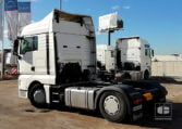 lateral MAN TGX 18500 4x2 BLS Efficientline 3 Cabeza Tractora