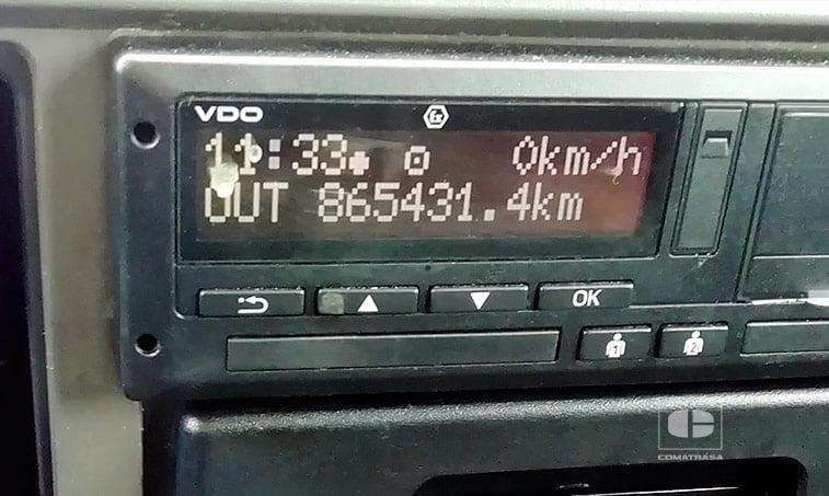 kilometros Nissan Cabstar TL 110.45 3.0 D 125 CV Portavehículos
