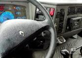 interior Renault Premium 270 DCI Camión Frigorífico con Trampilla