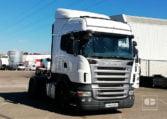 2008 Scania R420 LA4X2MNA Cabeza Tractora