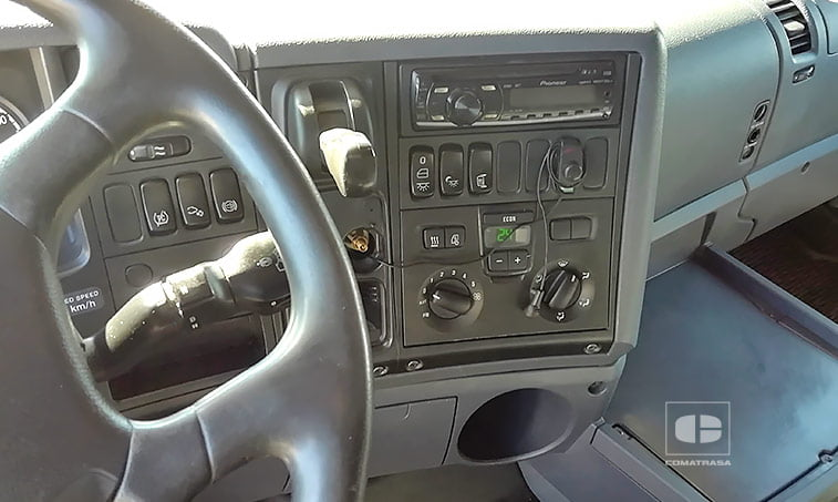 interior Scania R420 LA4X2MNA Cabeza Tractora
