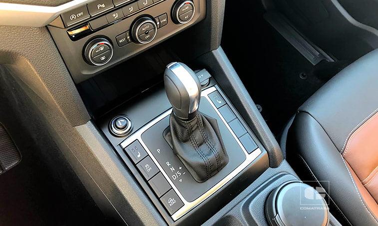cambio automatico VW Amarok Premium Cabina Doble 3.0 V6 TDI EU6 204 CV