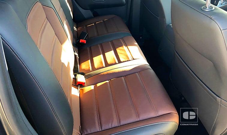asientos cuero VW Amarok Premium Cabina Doble 3.0 V6 TDI EU6 204 CV