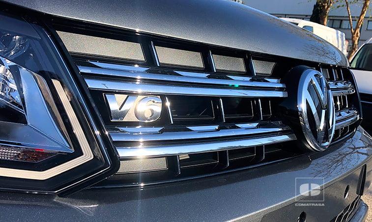parrilla VW Amarok Premium Cabina Doble 3.0 V6 TDI EU6 204 CV