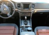 asientos piel VW Amarok Premium Cabina Doble 3.0 V6 TDI EU6 204 CV