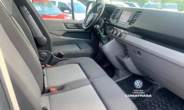 asientos VW Crafter 35 140 CV 2.0 TDI L4H3 2017