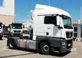 MAN TGX 18440 4x2 BLS EfficientLine Cabeza Tractora 2014
