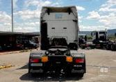 parte trasera MAN TGX 18440 4x2 BLS EfficientLine Cabeza Tractora