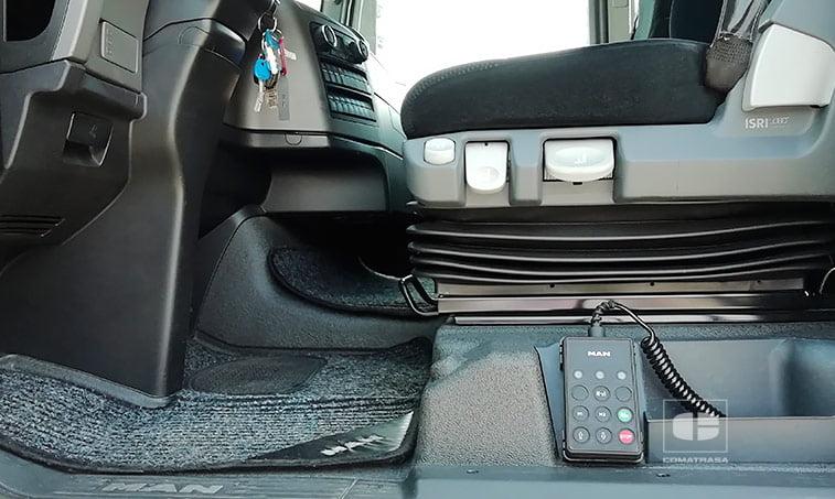 asiento neumático MAN TGX 18440 4x2 BLS Tractora Ocasión