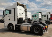 lateral MAN TGX 18480 4X2 BLS Efficient Line Cabeza Tractora