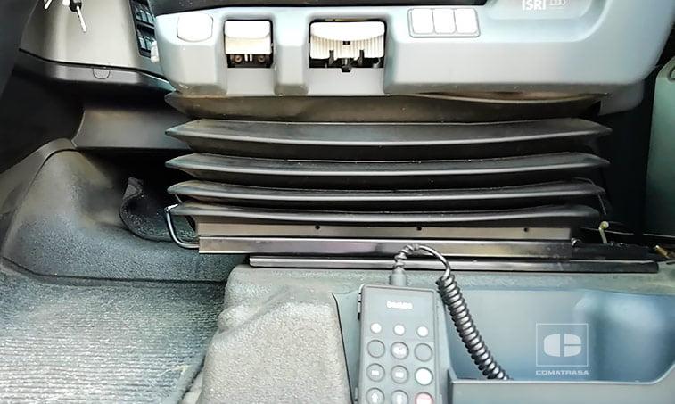 asiento neumatico MAN TGX 18480 4X2 BLS Efficient Line Cabeza Tractora