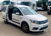 2018 Volkswagen Caddy Outdoor 102 CV 2.0 TDI