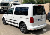 lateral Volkswagen Caddy Outdoor 102 CV 2.0 TDI