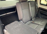 asientos Volkswagen Caddy Outdoor 102 CV 2.0 TDI