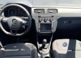 interior Volkswagen Caddy 1.4 TGI 110 CV (81 kW) Bluemotion