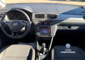 interior VW Caddy Trendline 2.0 TDI 102 CV (7 plazas)