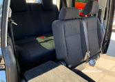 asientos abatibles VW Caddy Trendline 2.0 TDI 102 CV (7 plazas)